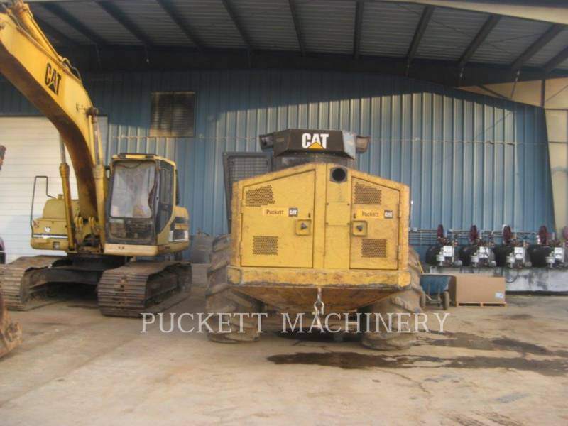CATERPILLAR BOSBOUW - VELLER-STAPELAARS - WIEL 553C equipment  photo 4
