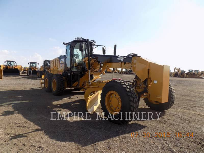 CATERPILLAR MOTOR GRADERS 120M2AWD equipment  photo 1
