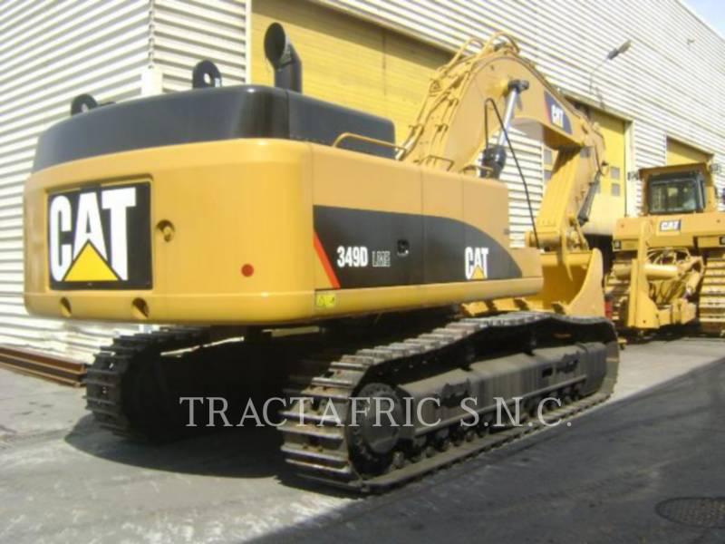 CATERPILLAR TRACK EXCAVATORS 349DL equipment  photo 2
