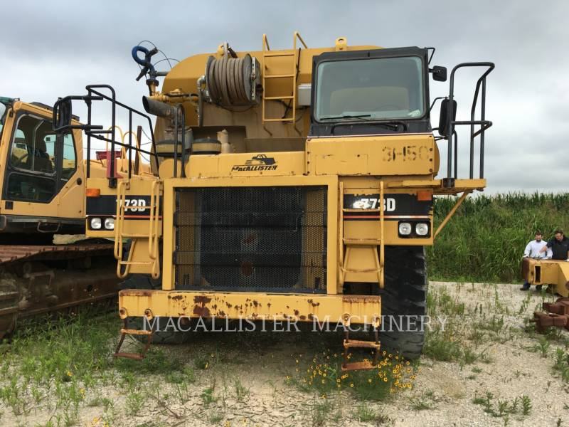 CATERPILLAR TOMBEREAUX DE CHANTIER 773D equipment  photo 4