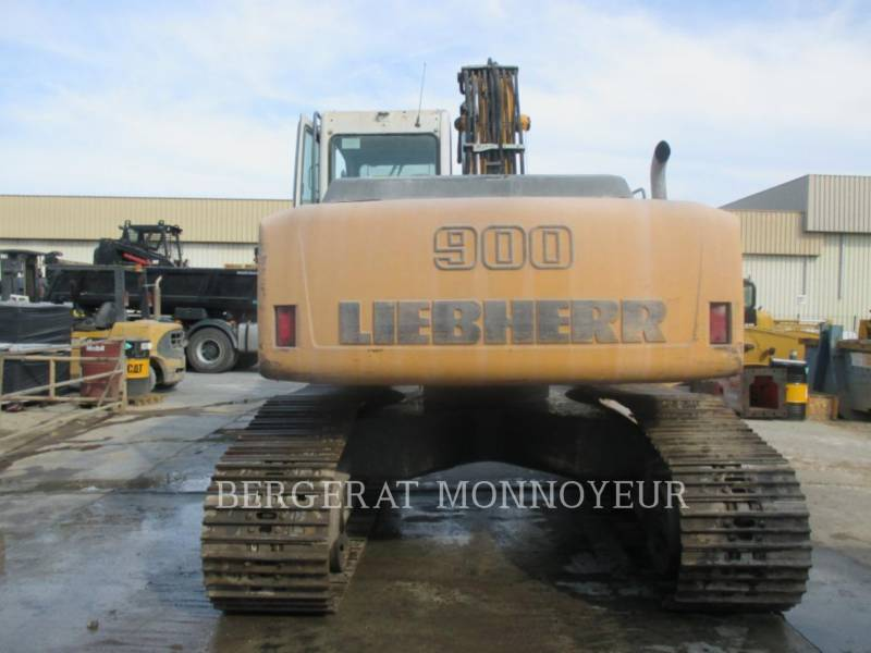 LIEBHERR PELLES SUR CHAINES R900C equipment  photo 2