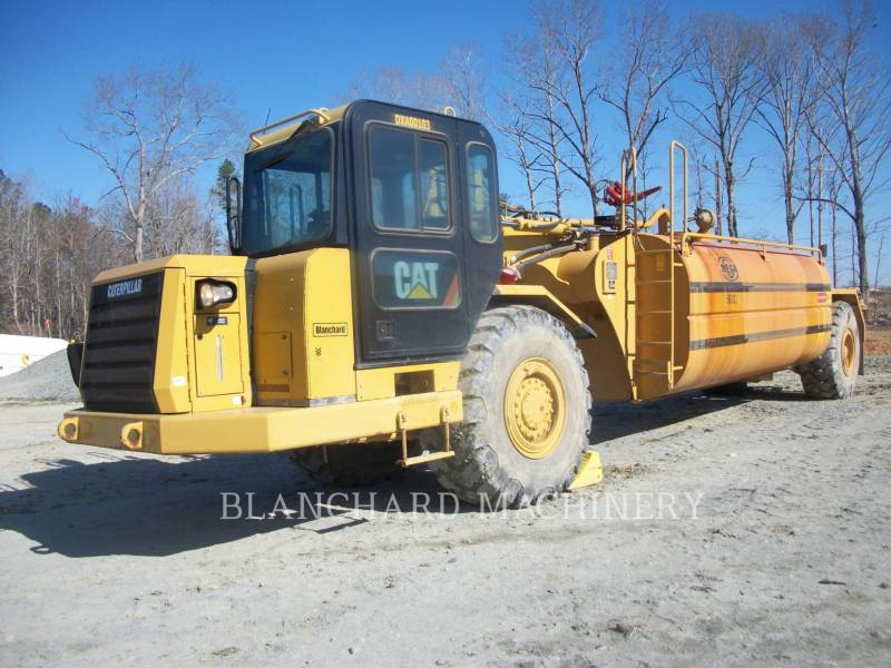 CATERPILLAR MOTOESCREPAS WW613G equipment  photo 1
