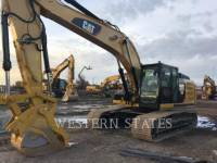 CATERPILLAR KETTEN-HYDRAULIKBAGGER 329 E L equipment  photo 1
