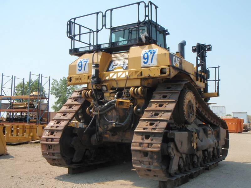 CATERPILLAR TRACTEURS SUR CHAINES D11T equipment  photo 8