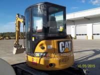 CATERPILLAR TRACK EXCAVATORS 303.5E CR equipment  photo 3
