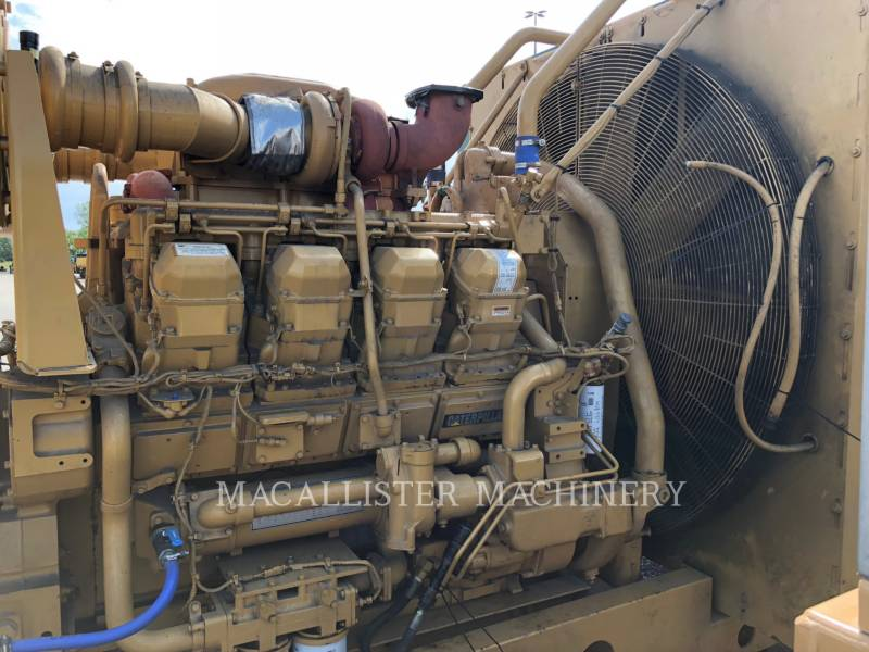 CATERPILLAR STATIONARY GENERATOR SETS 3508 equipment  photo 7