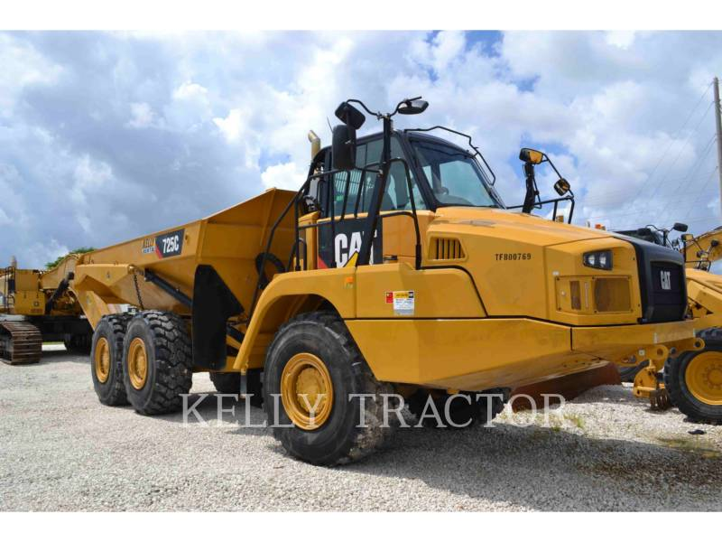 CATERPILLAR ARTICULATED TRUCKS 725C equipment  photo 2