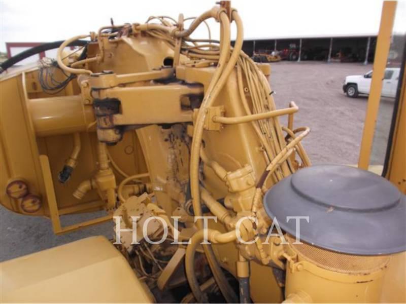 CATERPILLAR MOTOESCREPAS 615 equipment  photo 21