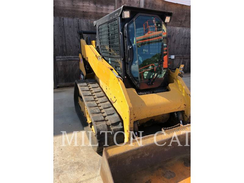 CATERPILLAR CHARGEURS TOUT TERRAIN 259B 3 equipment  photo 2