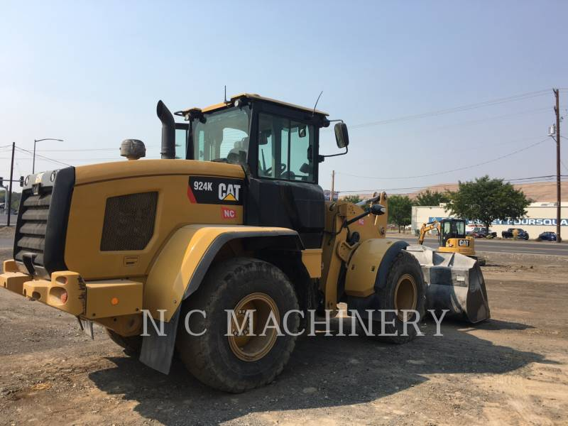 CATERPILLAR CARGADORES DE RUEDAS 924K HL equipment  photo 7