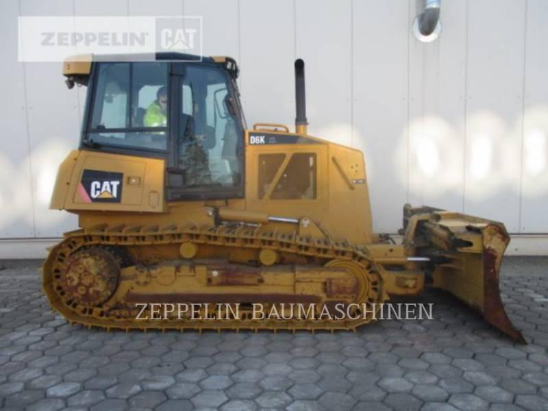 CATERPILLAR KETTENDOZER D6KXLP equipment  photo 6