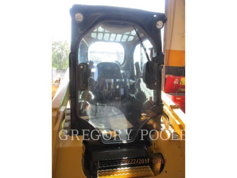 CATERPILLAR CARGADORES MULTITERRENO 299D2 equipment  photo 10