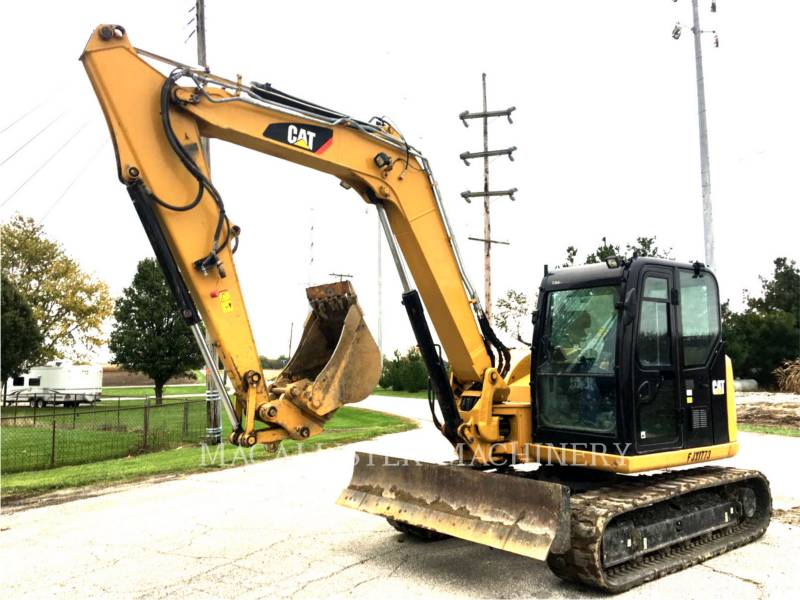CATERPILLAR トラック油圧ショベル 308E2CRSB equipment  photo 1
