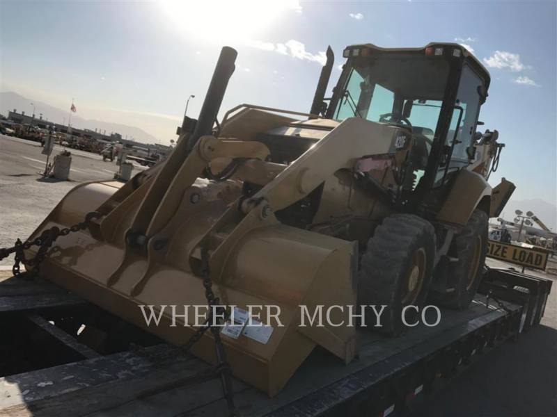 CATERPILLAR BACKHOE LOADERS 420F2 E equipment  photo 6
