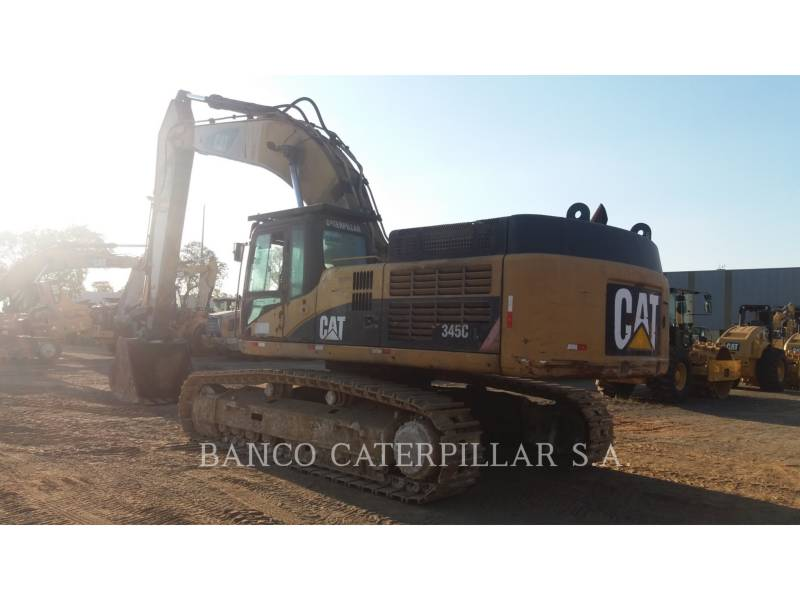CATERPILLAR EXCAVADORAS DE CADENAS 345C equipment  photo 4