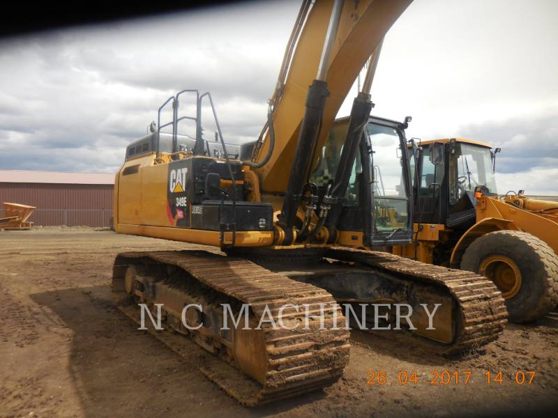 CATERPILLAR ESCAVADEIRAS 349E L equipment  photo 4
