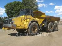 Equipment photo KOMATSU HM400-2 OFF HIGHWAY TRUCKS 1