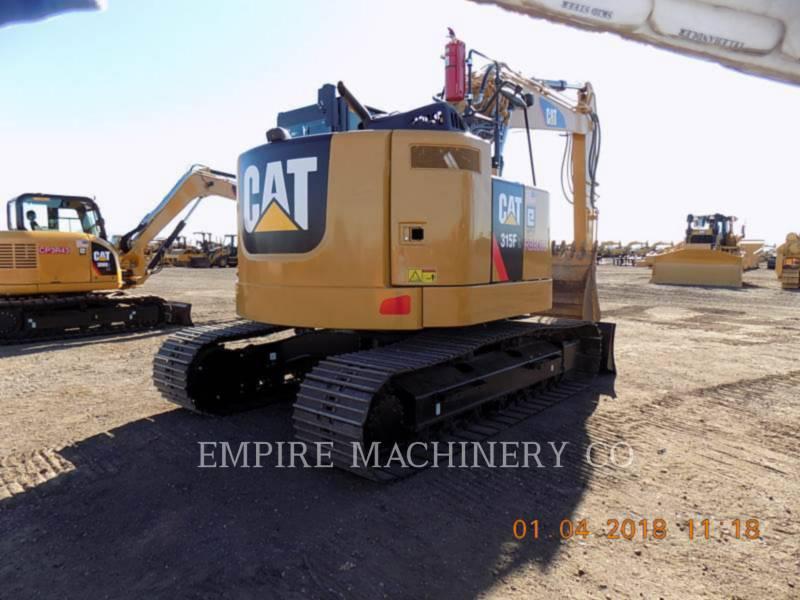 CATERPILLAR トラック油圧ショベル 315FL    P equipment  photo 2