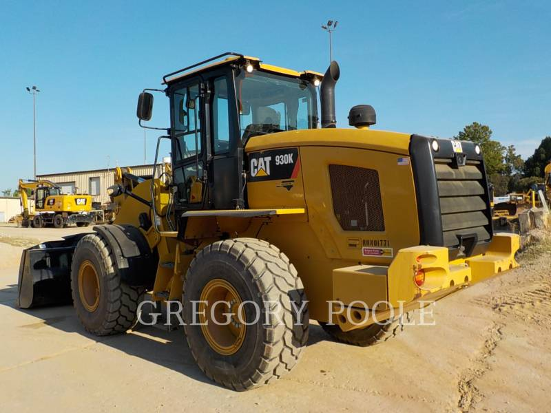 CATERPILLAR WHEEL LOADERS/INTEGRATED TOOLCARRIERS 930K equipment  photo 7