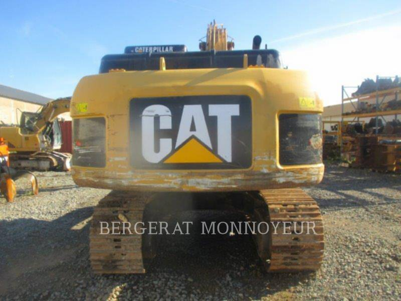 CATERPILLAR KETTEN-HYDRAULIKBAGGER 323D equipment  photo 8