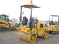 CATERPILLAR ROLO COMPACTADOR DE ASFALTO DUPLO TANDEM CB24B equipment  photo 2