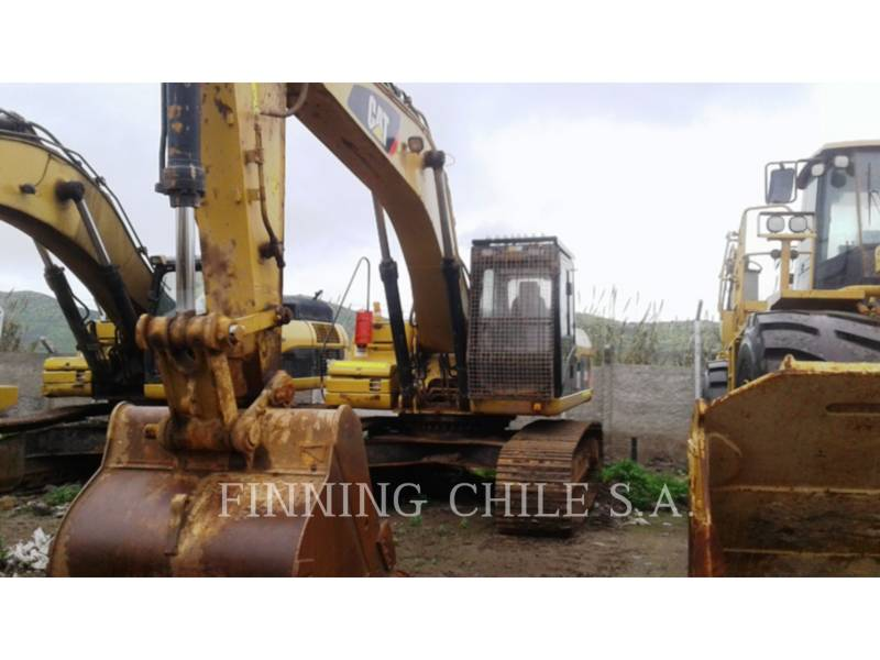 CATERPILLAR TRACK EXCAVATORS 329 D equipment  photo 1