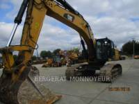 CATERPILLAR KETTEN-HYDRAULIKBAGGER 349ELVG equipment  photo 8