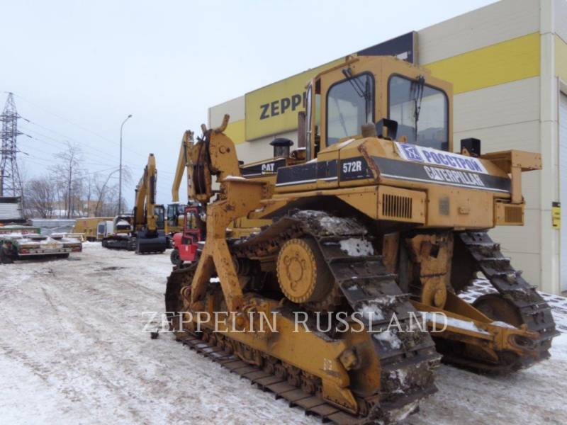 CATERPILLAR TRACTEURS POSE-CANALISATIONS 572R equipment  photo 4