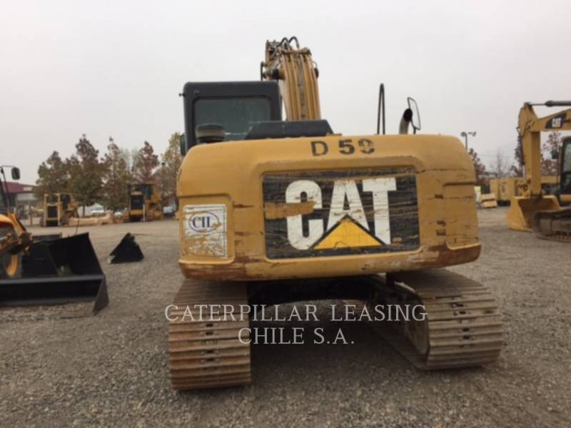 CATERPILLAR PELLES SUR CHAINES 312D2L equipment  photo 3