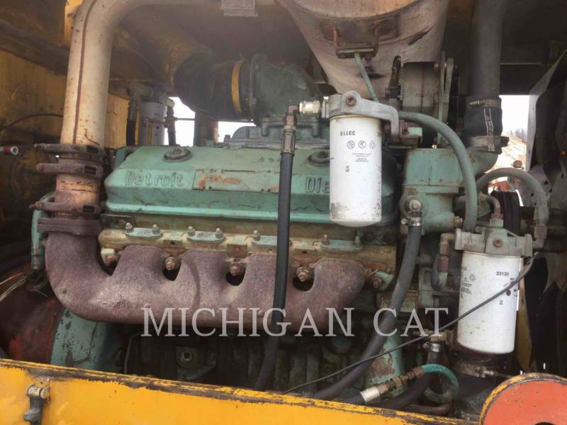 MICHIGAN CARGADORES DE RUEDAS 175B-GM equipment  photo 10