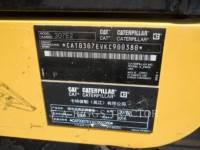 CATERPILLAR KETTEN-HYDRAULIKBAGGER 307E equipment  photo 24