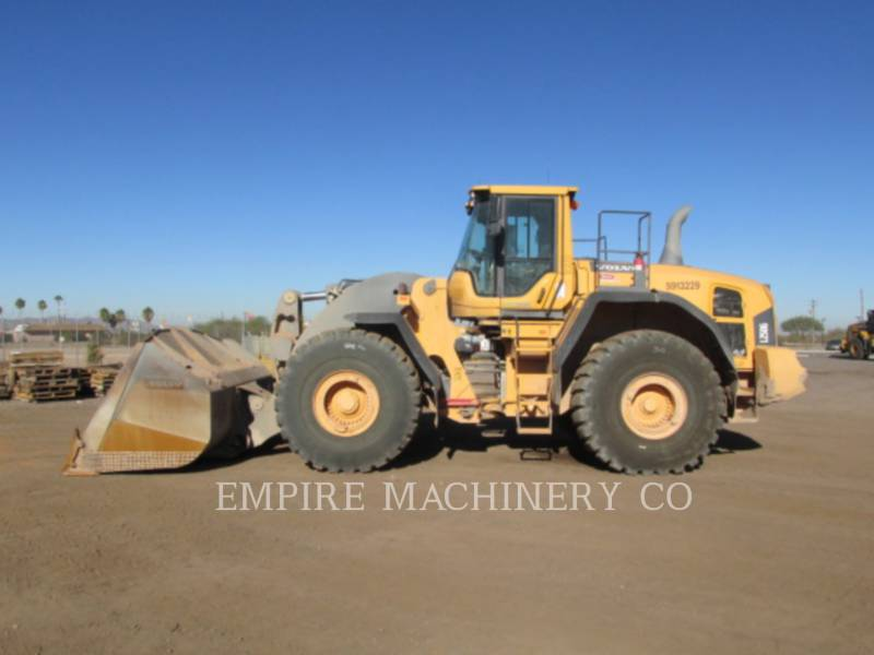 VOLVO WHEEL LOADERS AB CARGADORES DE RUEDAS L250G equipment  photo 2