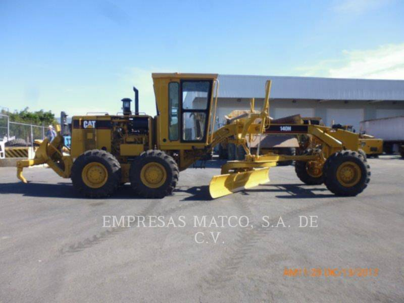 CATERPILLAR NIVELEUSES 140H equipment  photo 4