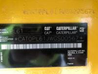 CATERPILLAR TIENDETUBOS PL61 equipment  photo 24