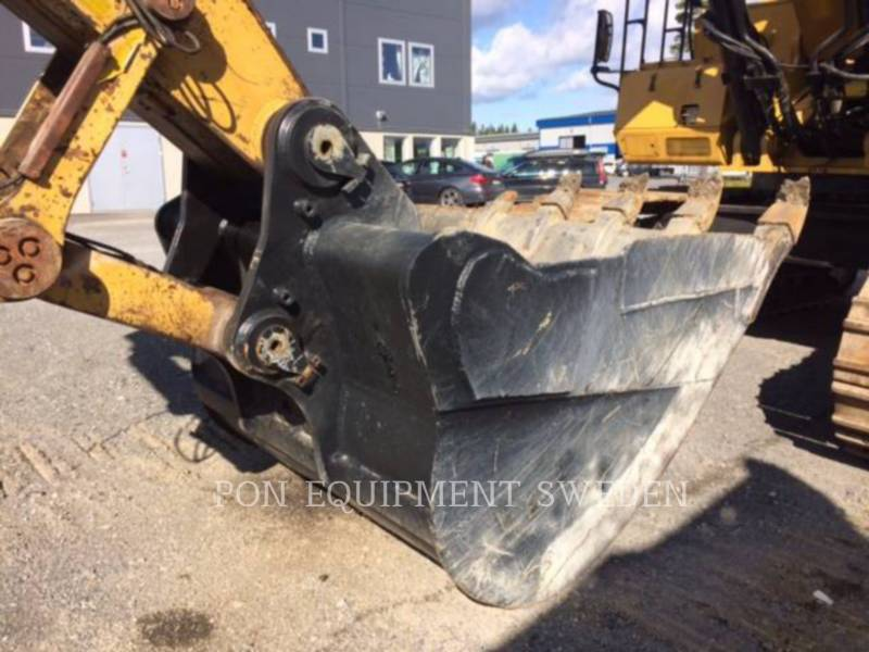 CATERPILLAR EXCAVADORAS DE CADENAS 374 DL equipment  photo 7