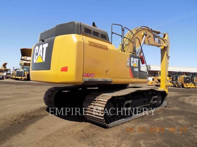 CATERPILLAR EXCAVADORAS DE CADENAS 349EL equipment  photo 2