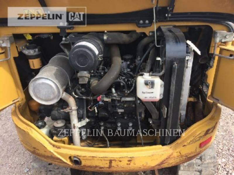 CATERPILLAR TRACK EXCAVATORS 302.5C equipment  photo 20