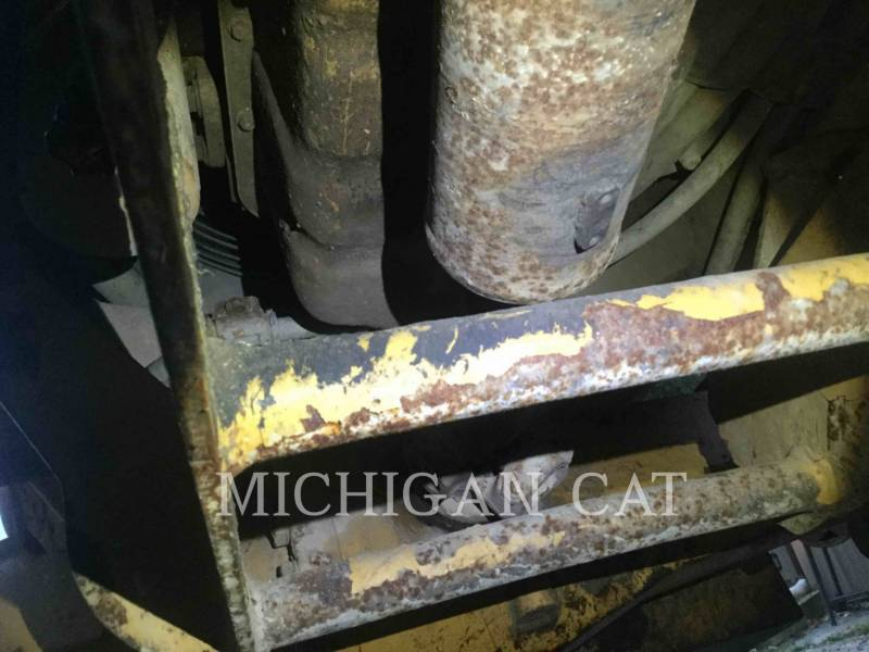 CATERPILLAR RETROEXCAVADORAS CARGADORAS 416C C equipment  photo 11