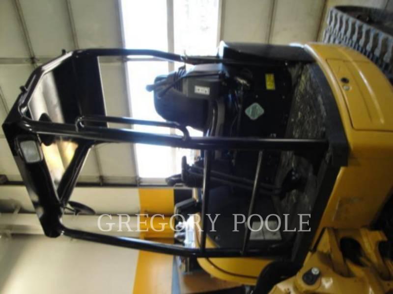 CATERPILLAR TRACK EXCAVATORS 303.5E equipment  photo 13
