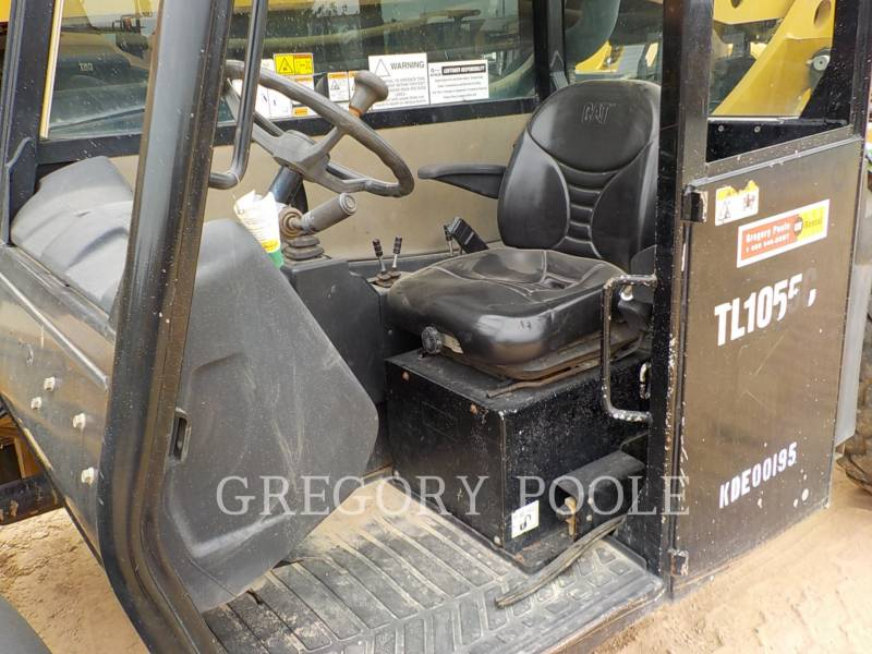 CATERPILLAR TELEHANDLER TL1055C equipment  photo 23