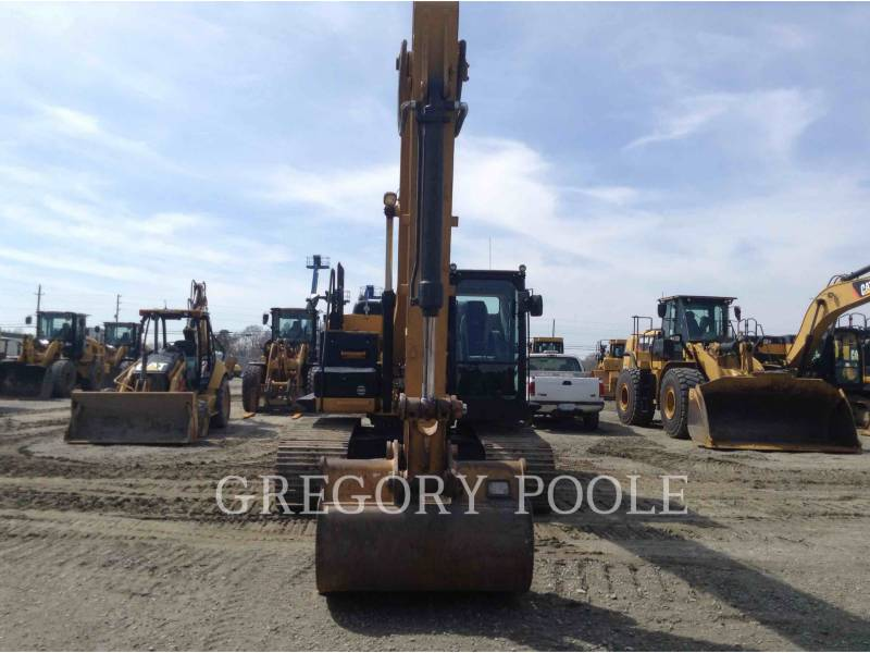 CATERPILLAR KETTEN-HYDRAULIKBAGGER 320EL equipment  photo 5