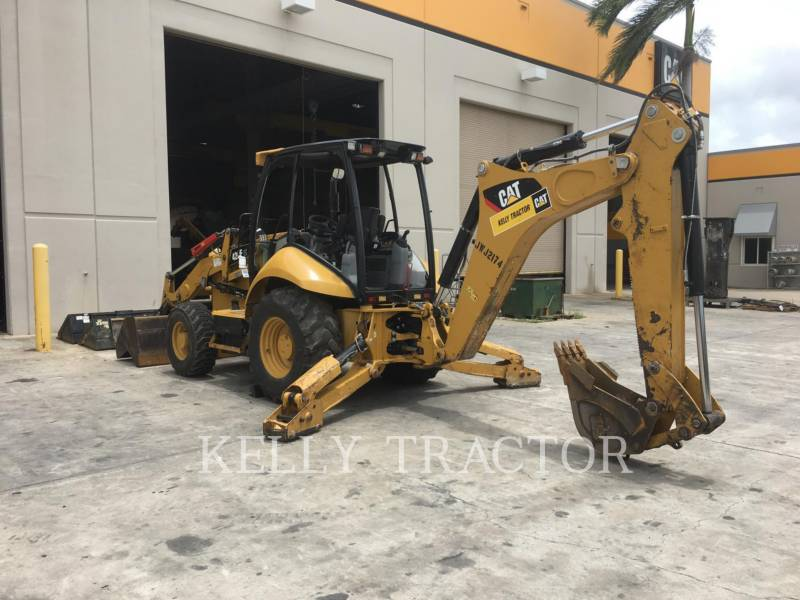 CATERPILLAR BAGGERLADER 420FIT equipment  photo 3