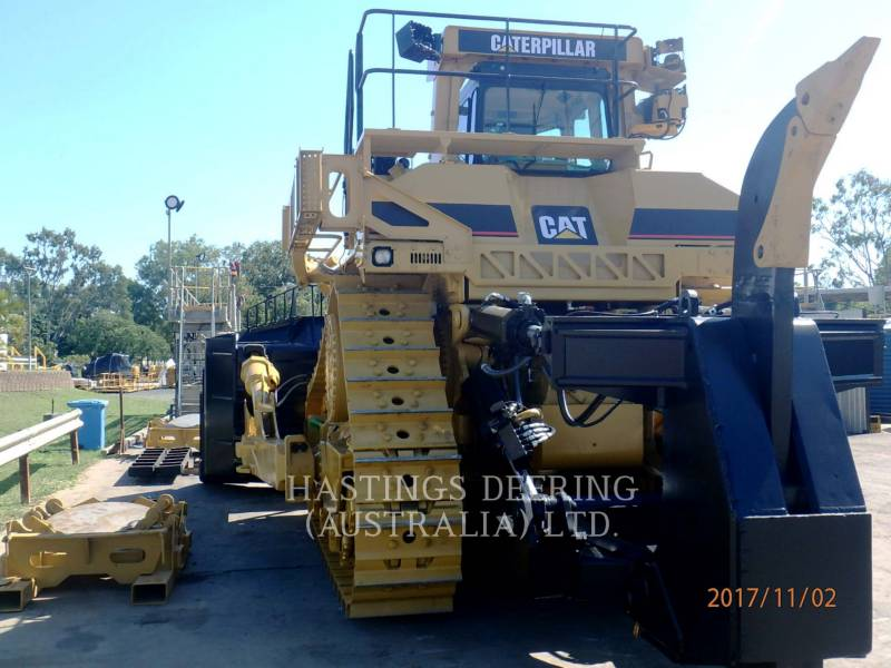CATERPILLAR CIĄGNIKI GĄSIENICOWE D11R equipment  photo 4