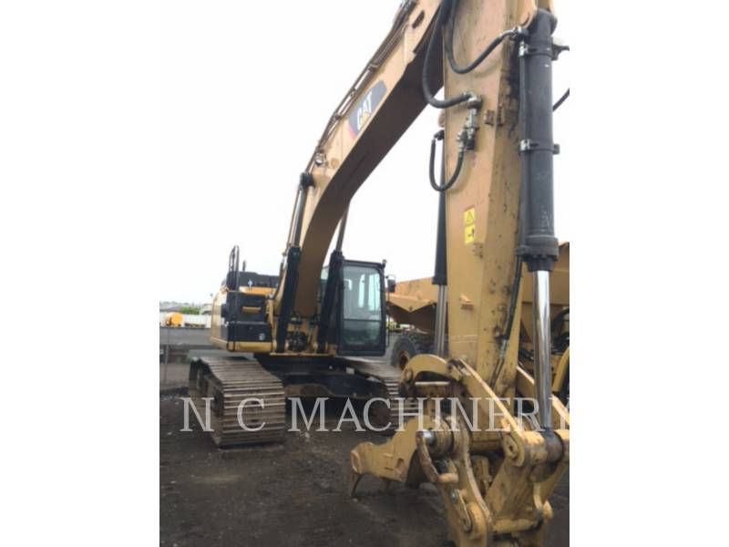 CATERPILLAR TRACK EXCAVATORS 349E L equipment  photo 1