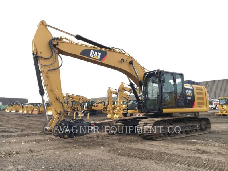CATERPILLAR トラック油圧ショベル 320EL HMR equipment  photo 2