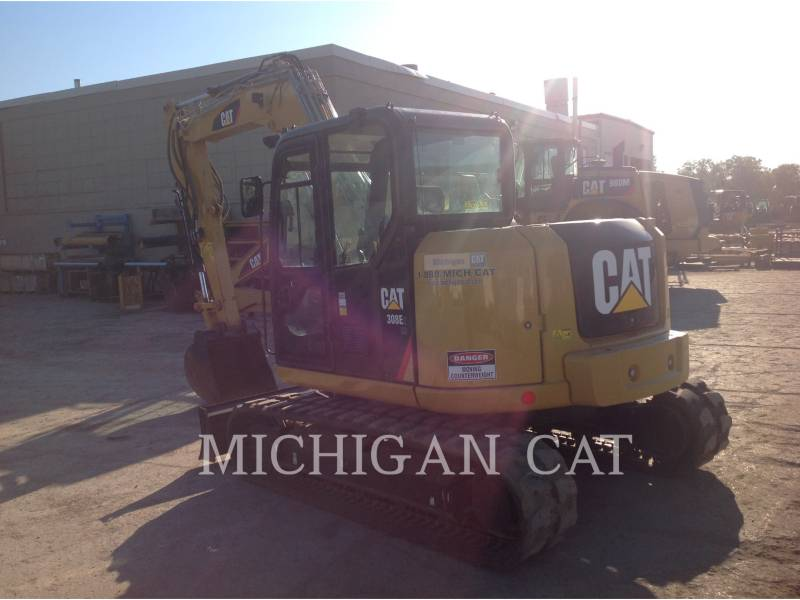 CATERPILLAR PELLES SUR CHAINES 308E2 R equipment  photo 4