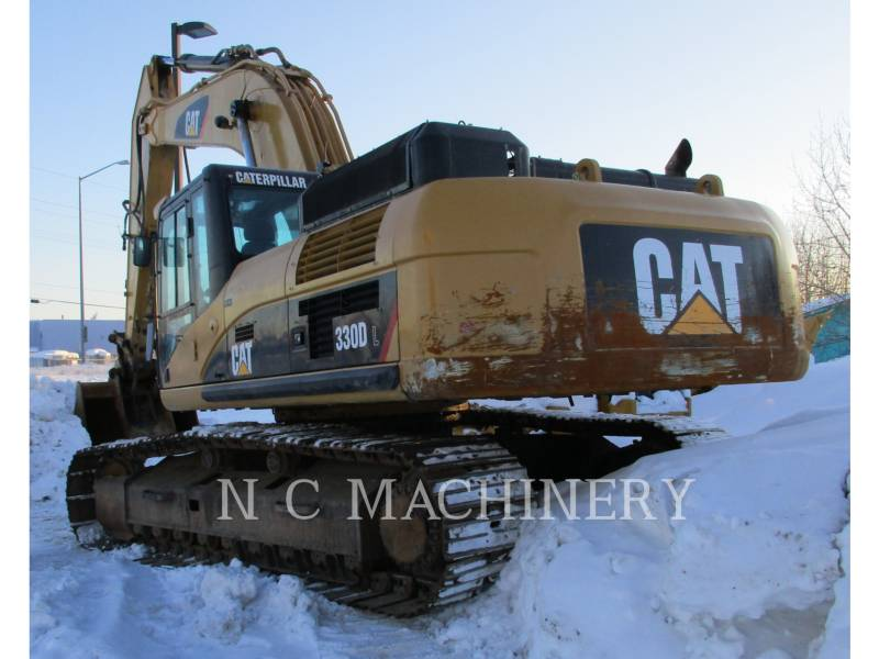 CATERPILLAR トラック油圧ショベル 330D L equipment  photo 3