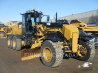 Equipment photo CATERPILLAR 160M2AWD 平地机 1