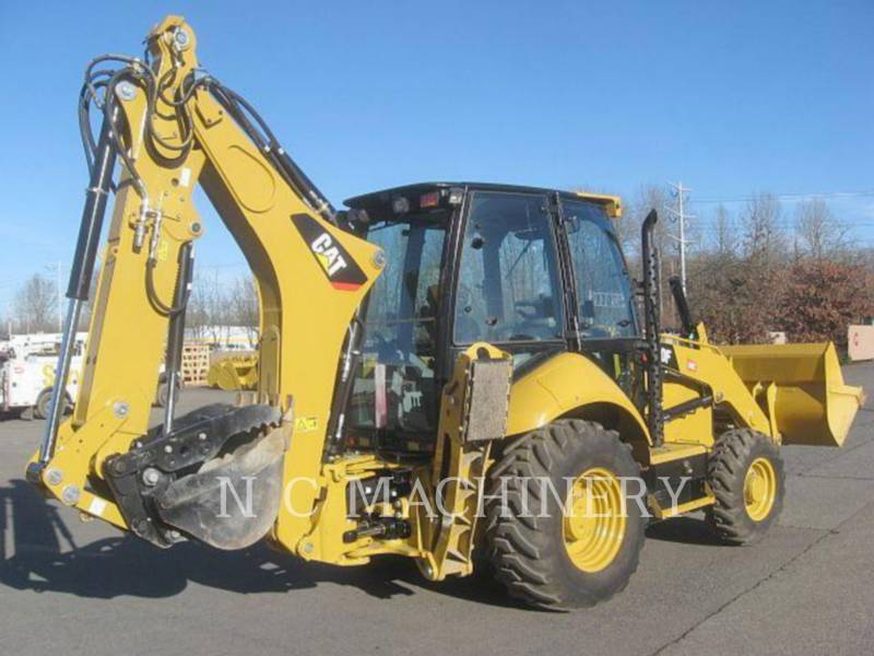 CATERPILLAR CHARGEUSES-PELLETEUSES 420F 4ECB equipment  photo 3