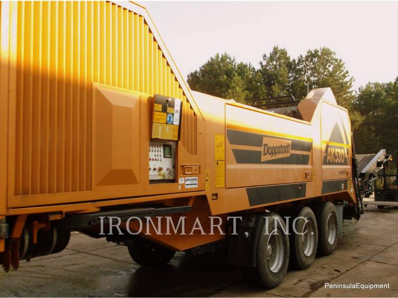 DOPPSTADT HORIZONTAL GRINDER AK530 equipment  photo 4